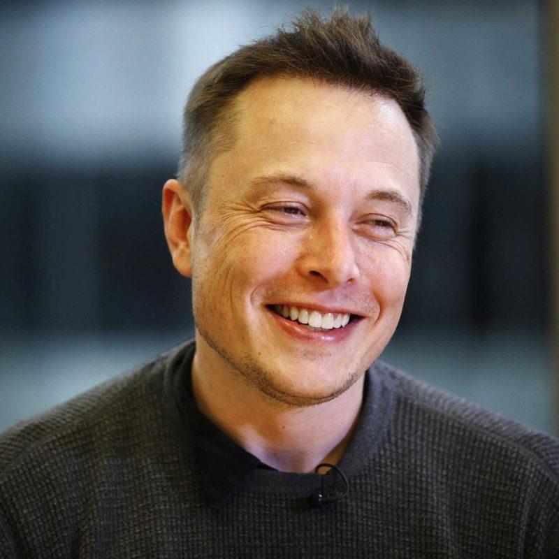 E. Musk