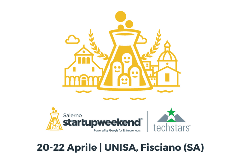 Startup Weekend Salerno, torna la seconda edizione al Campus UNISA